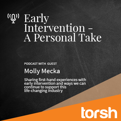 Early Intervention - A personal take with Molly Mecka