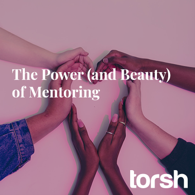 The Power and Beauty of Mentoring